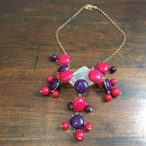 Erica Lyons Statement Necklace. NWOT